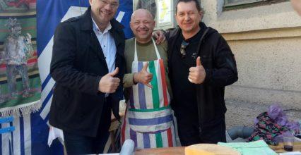 В Одесі відбувся фестиваль сиру, вина та Куяльника